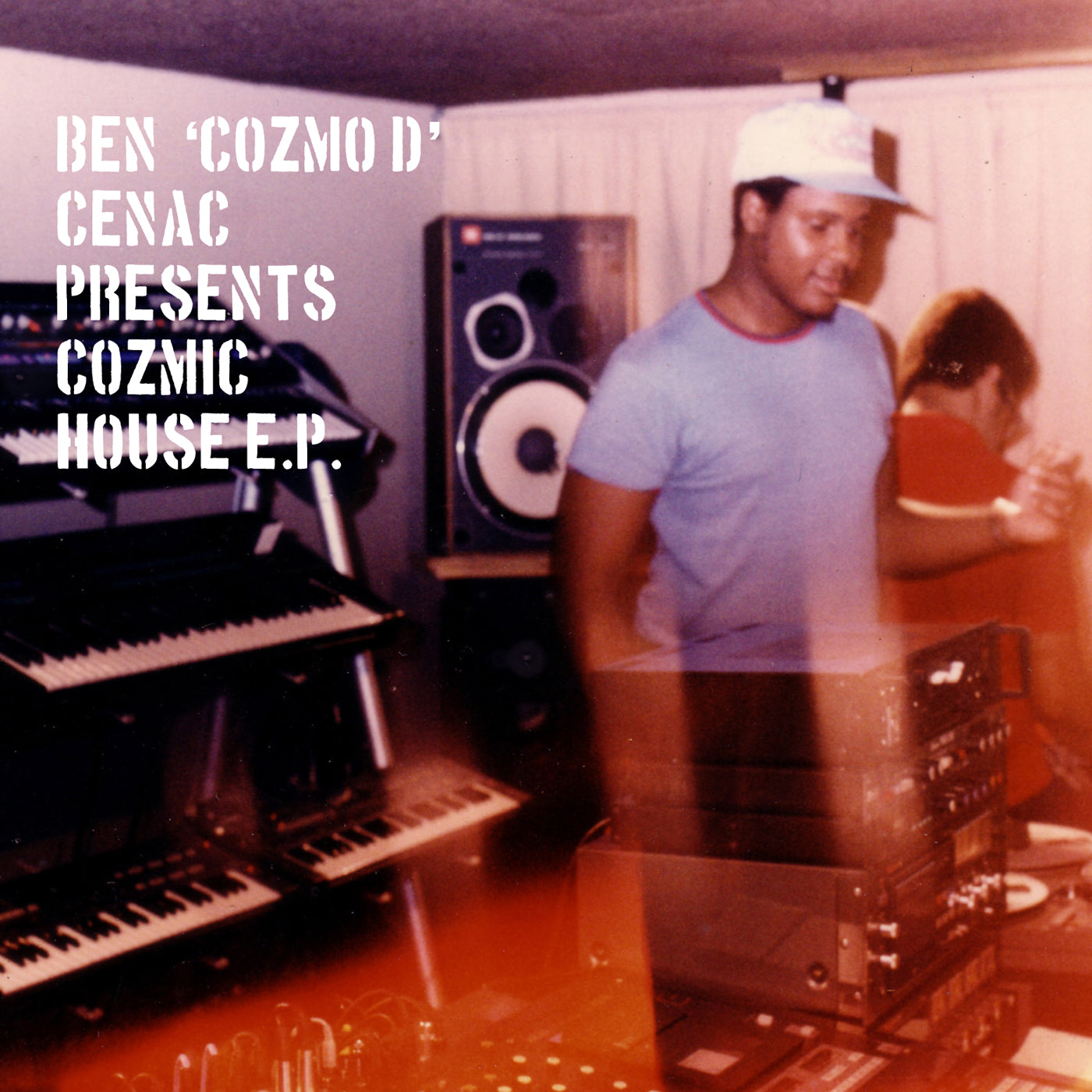 Various Artists - Ben 'Cozmo D' Cenac Presents Cozmic House EP