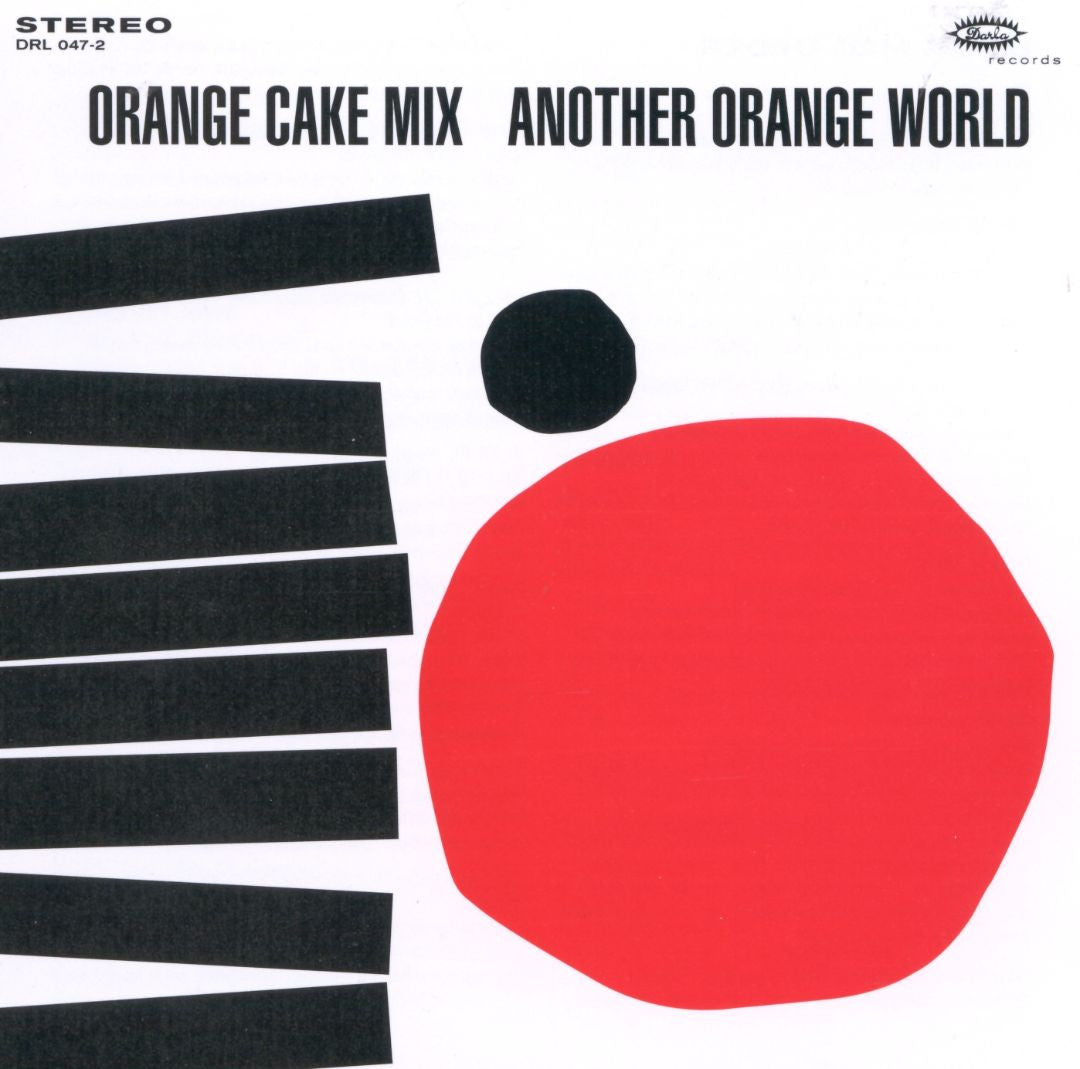 Orange Cake Mix - Another Orange World