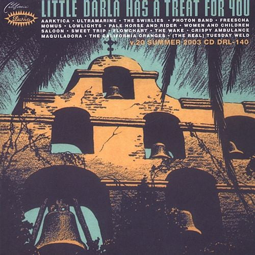 v/a - Little Darla has a Treat for You, Vol. 20, Summer 2003