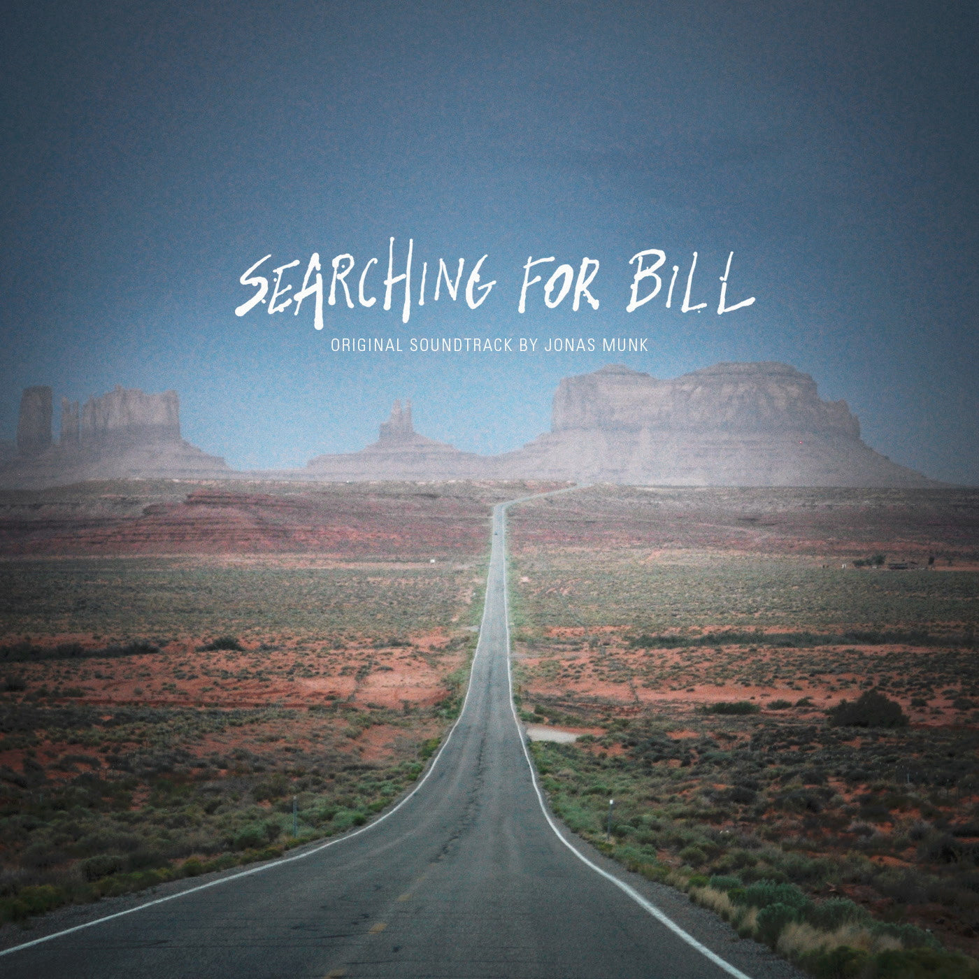 Jonas Munk - Searching For Bill: Original Soundtrack