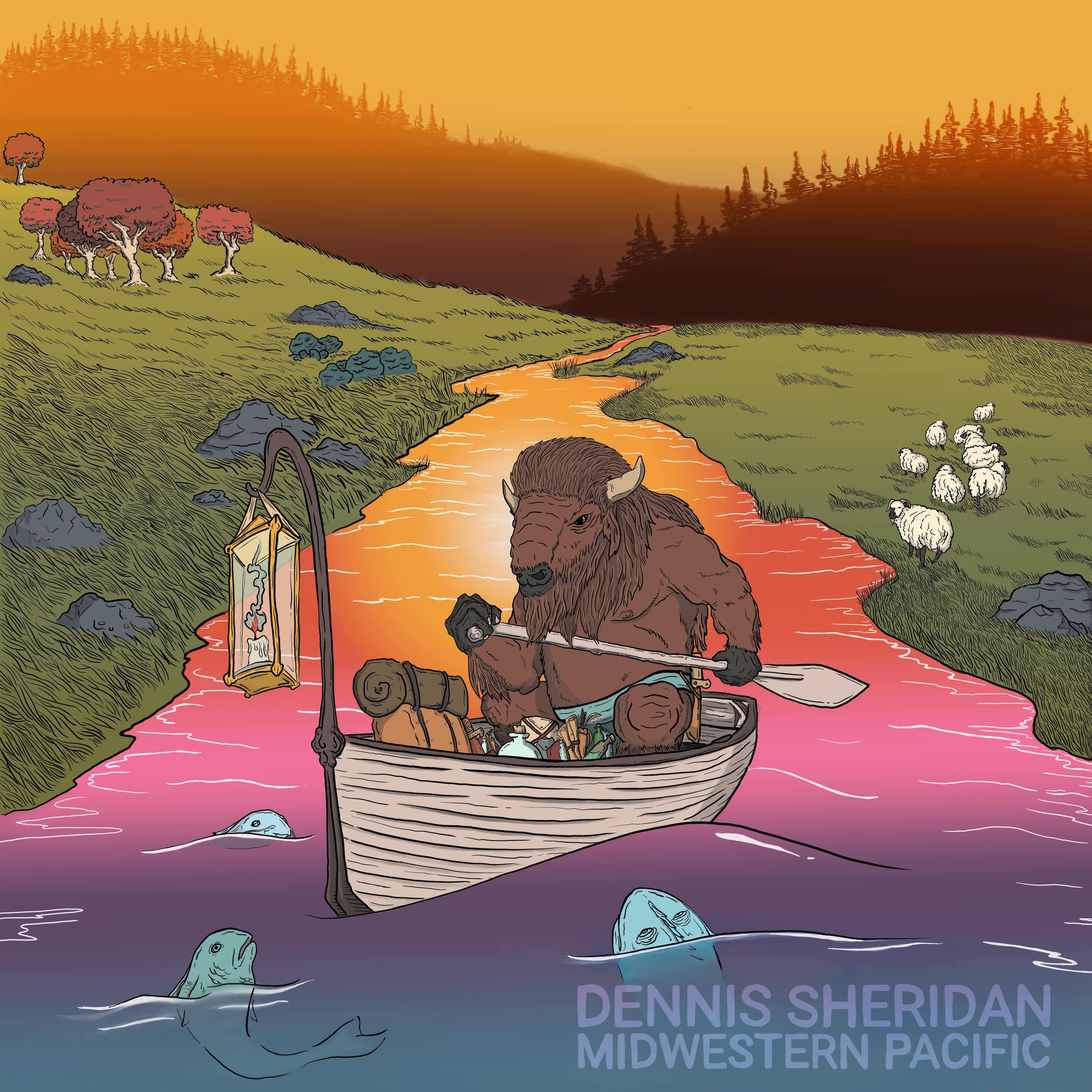 Dennis Sheridan - Midwestern Pacific