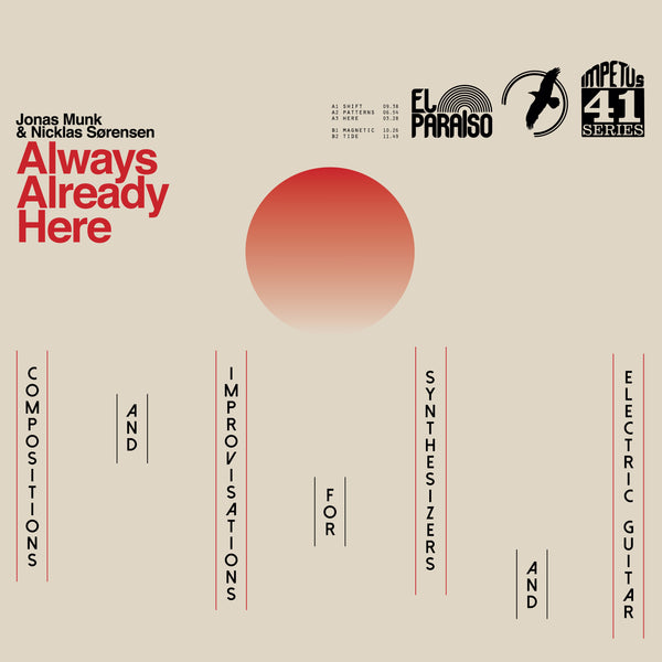 Jonas Munk, Nicklas Sørensen - Always Already Here
