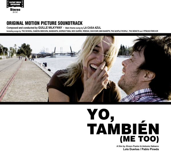 v/a - Yo, Tambien: ORIGINAL MOTION PICTURE SOUNDTRACK