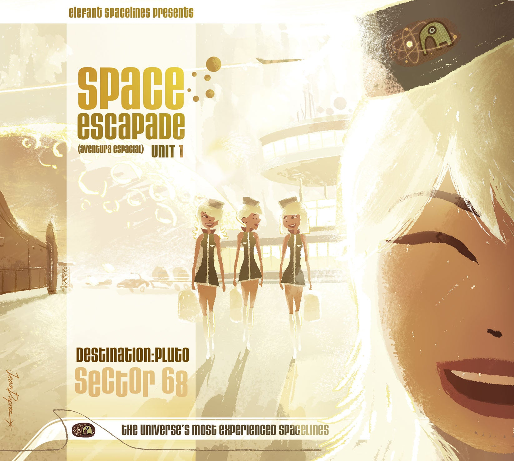 v/a - Space Escapade (Aventura Espacial) Unit 1
