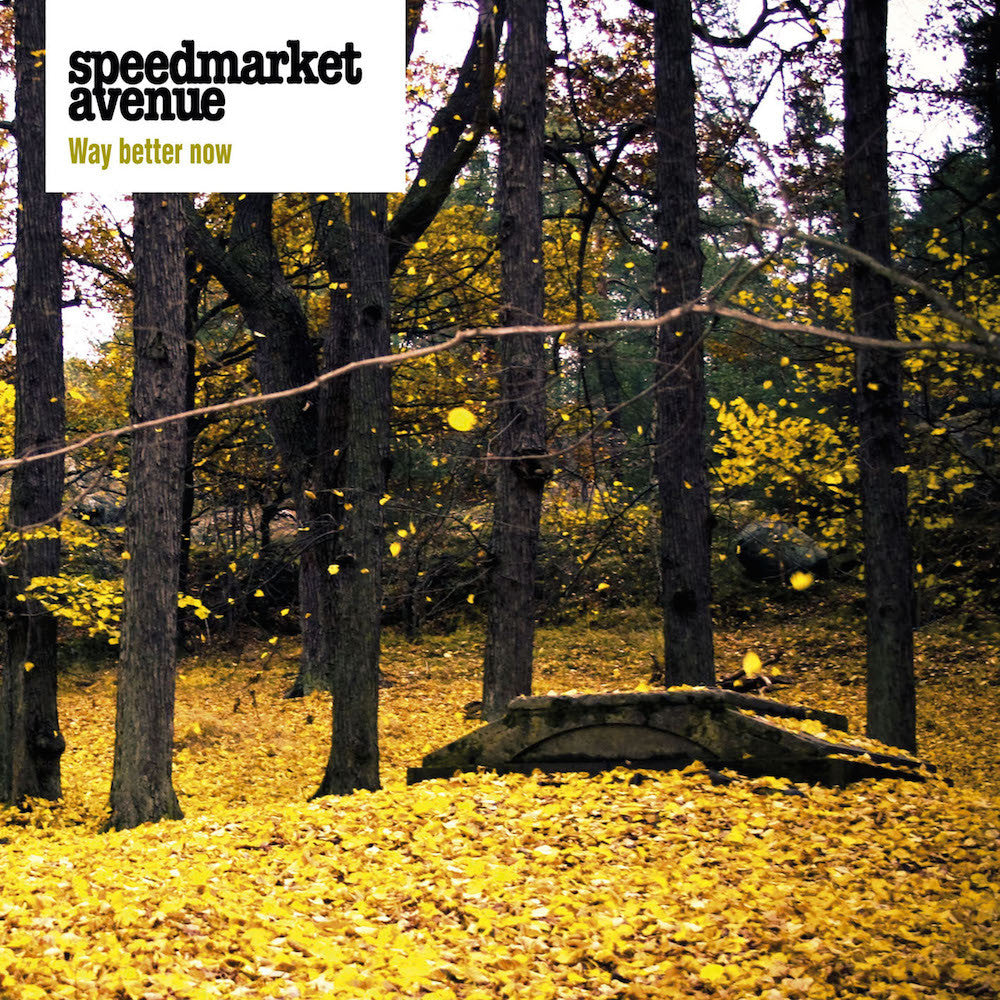 Speedmarket Avenue - Way Better Now