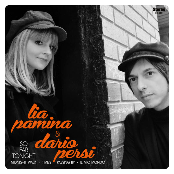 Lia Pamina & Dario Persi - So Far Tonight