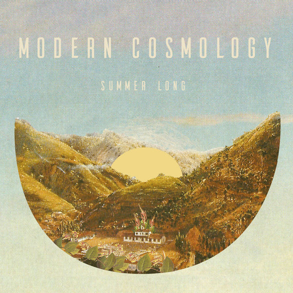 Modern Cosmology (Laetitia Sadier) - Summer Long