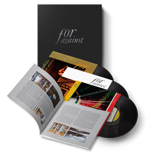 For Against - 90s Reissues Vinyl Box Set