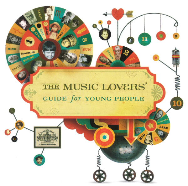 Music Lovers, The - The Music Lovers' Guide For Young People