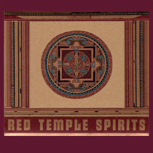 Red Temple Sprirts - First Demo Tape