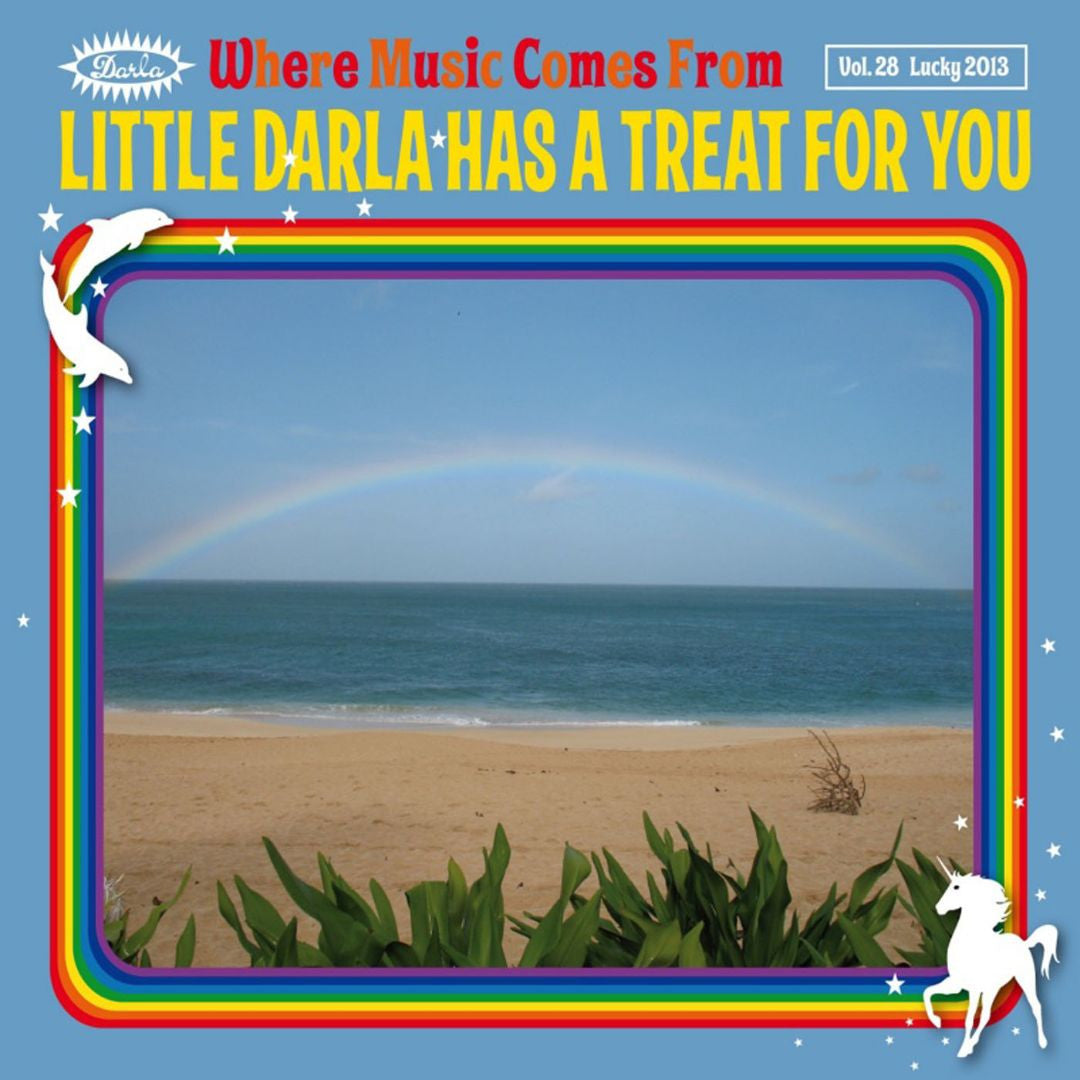 V/A - Little Darla Has A Treat For You, Vol. 28, Lucky 2013
