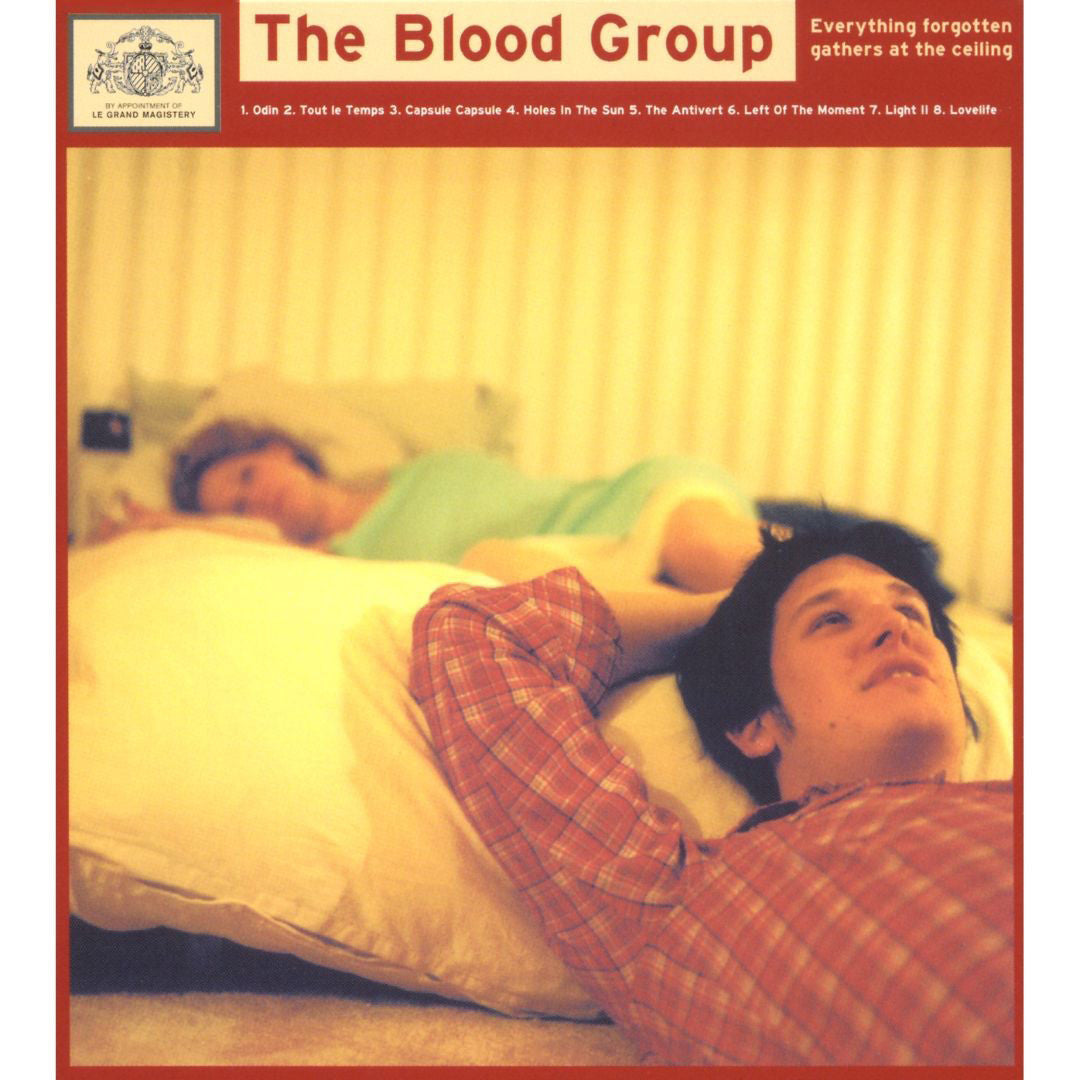 Blood Group, The - Everything Forgotten Gathers At The Ceiling