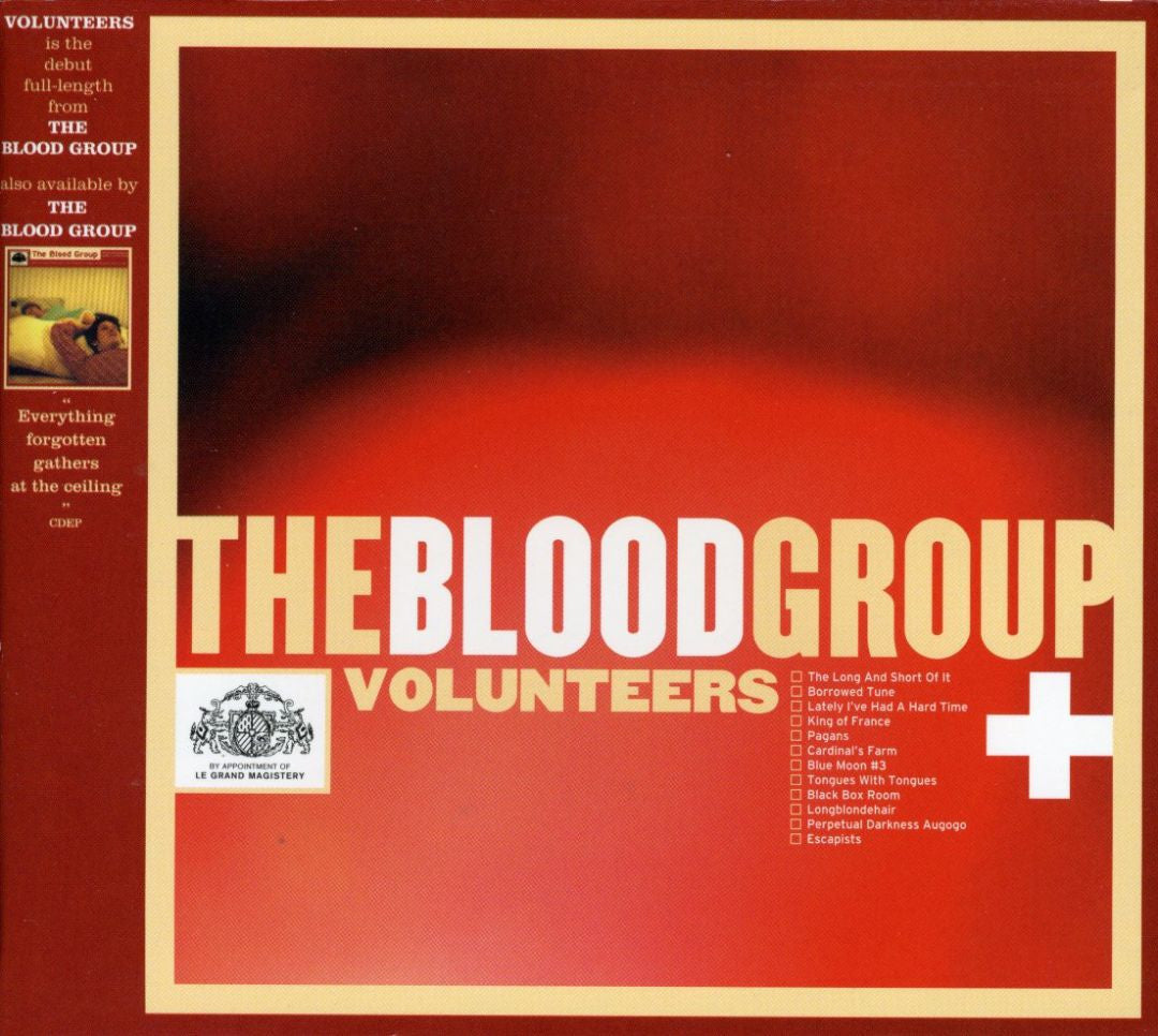 Blood Group, The - Volunteers