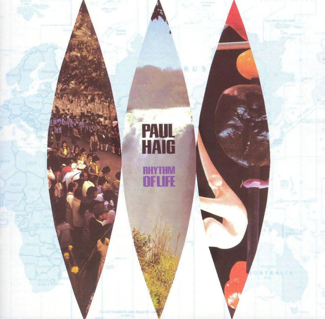 Paul Haig - Rhythm of Life / New York Remix