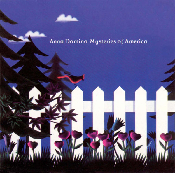 Anna Domino - Mysteries of America / Colouring in the Edge and the Outline