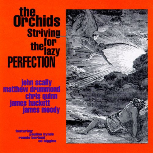 Orchids, The - Striving for the Lazy Perfection + Singles