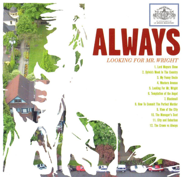 Always - Looking For Mr. Wright