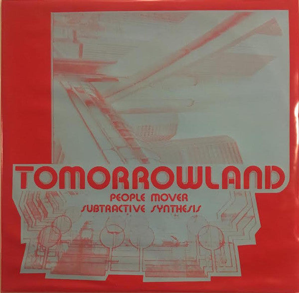 Tomorrowland - People Mover