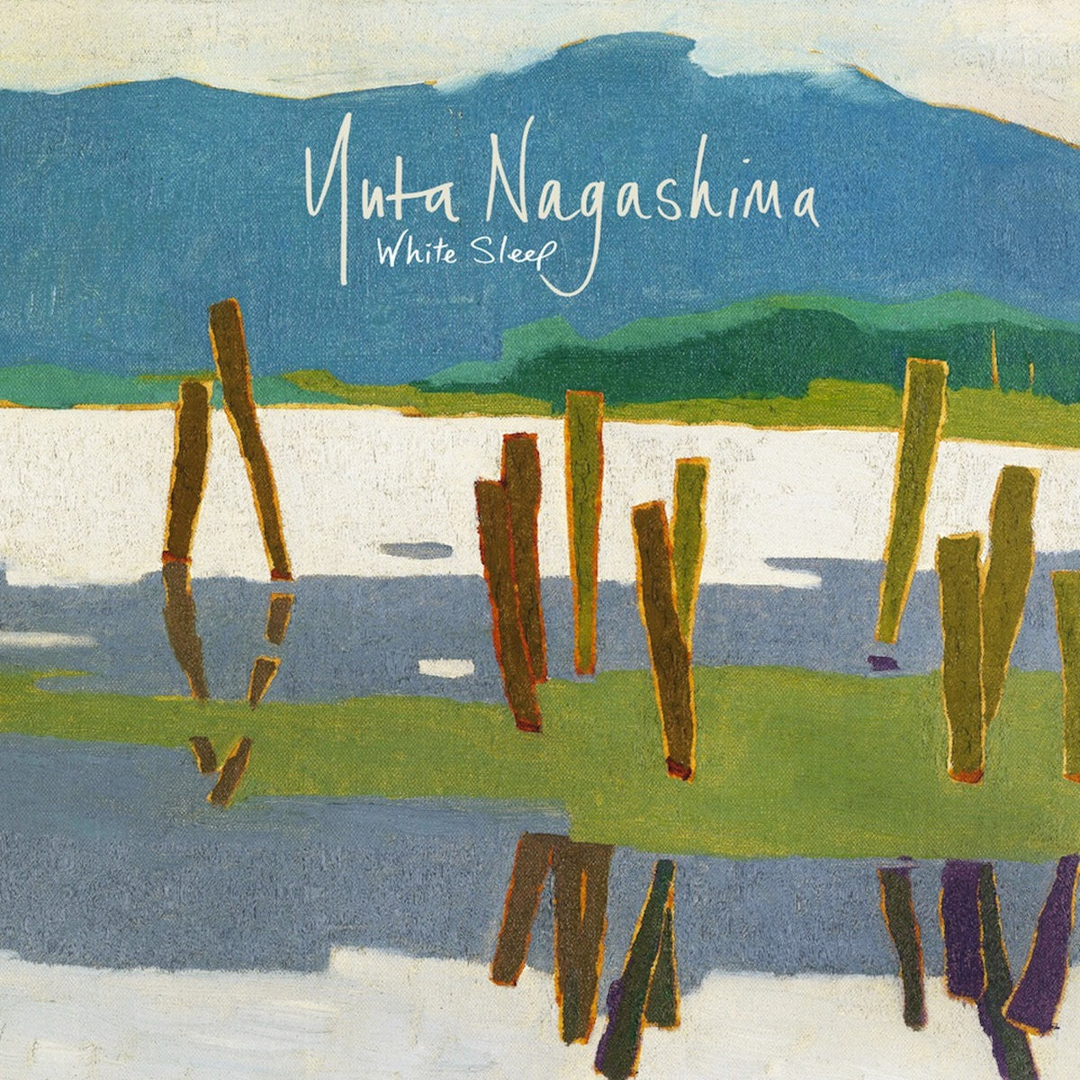 Yuta Nagashima - White Sleep