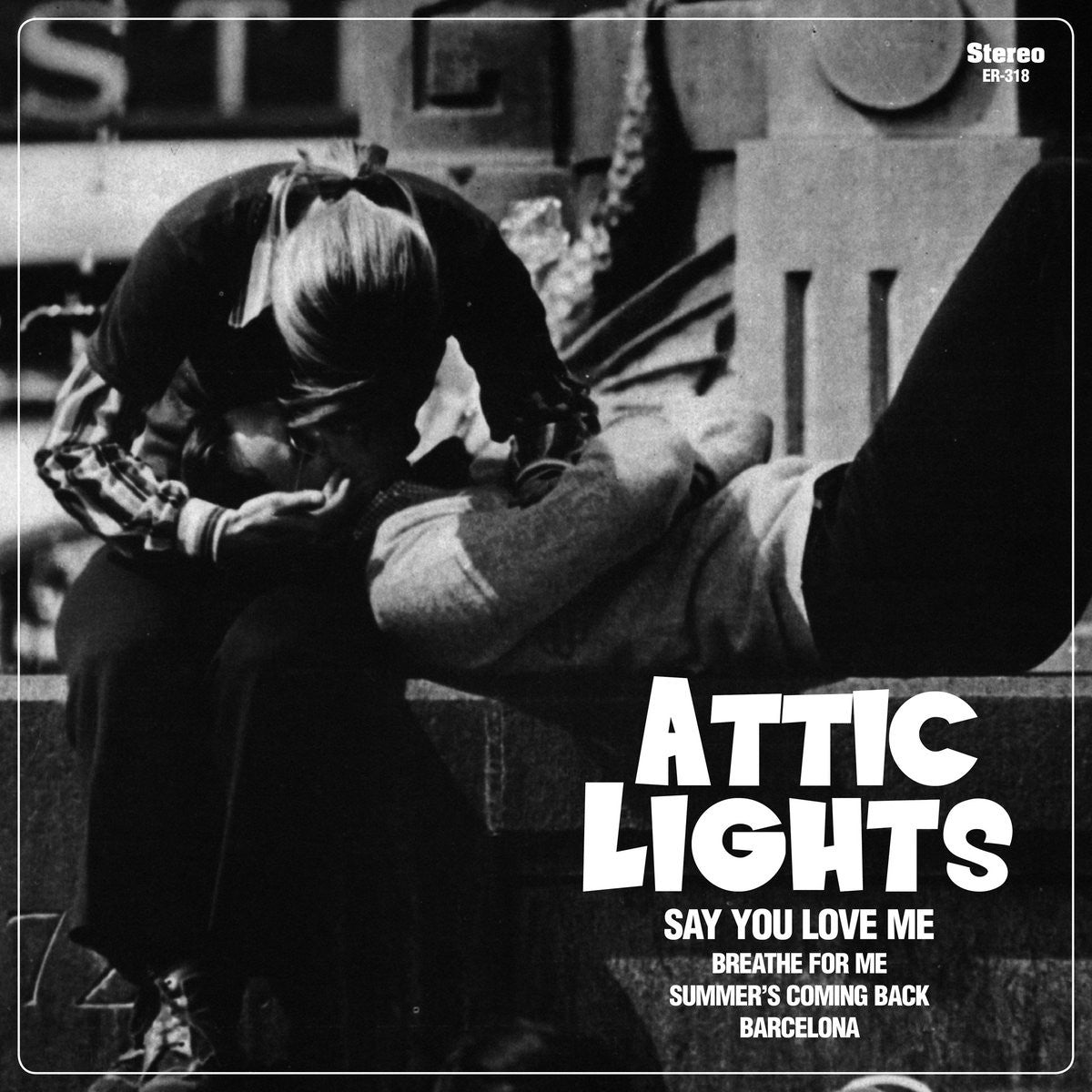 Attic Lights - Say You Love Me