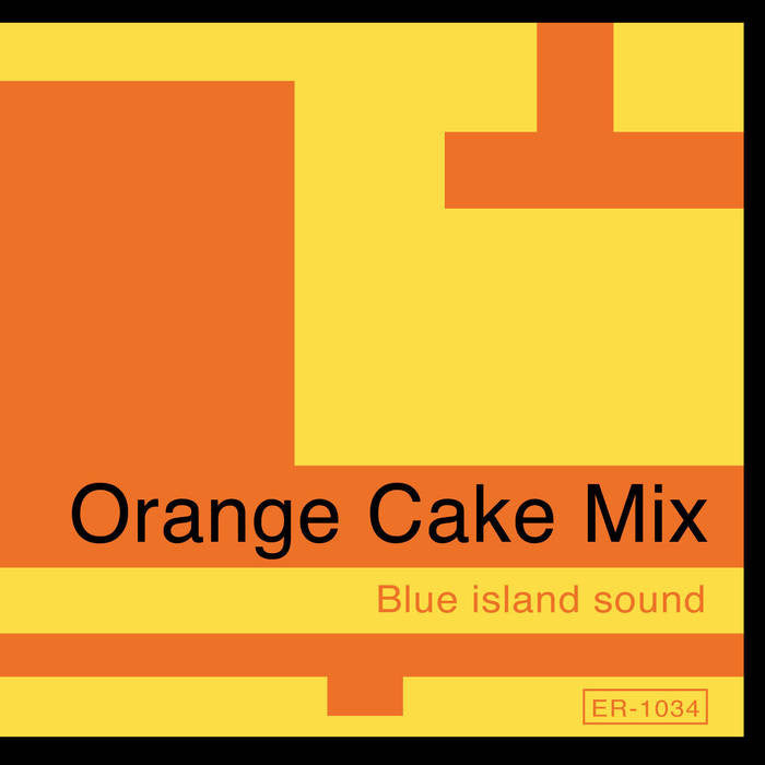 Orange Cake Mix - Blue Island Sound