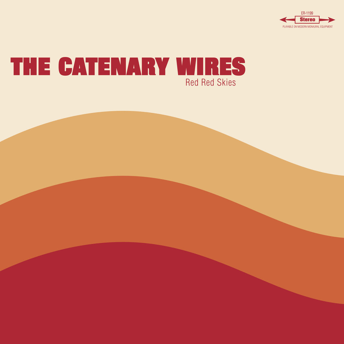 Catenary Wires, The - Red Red Skies