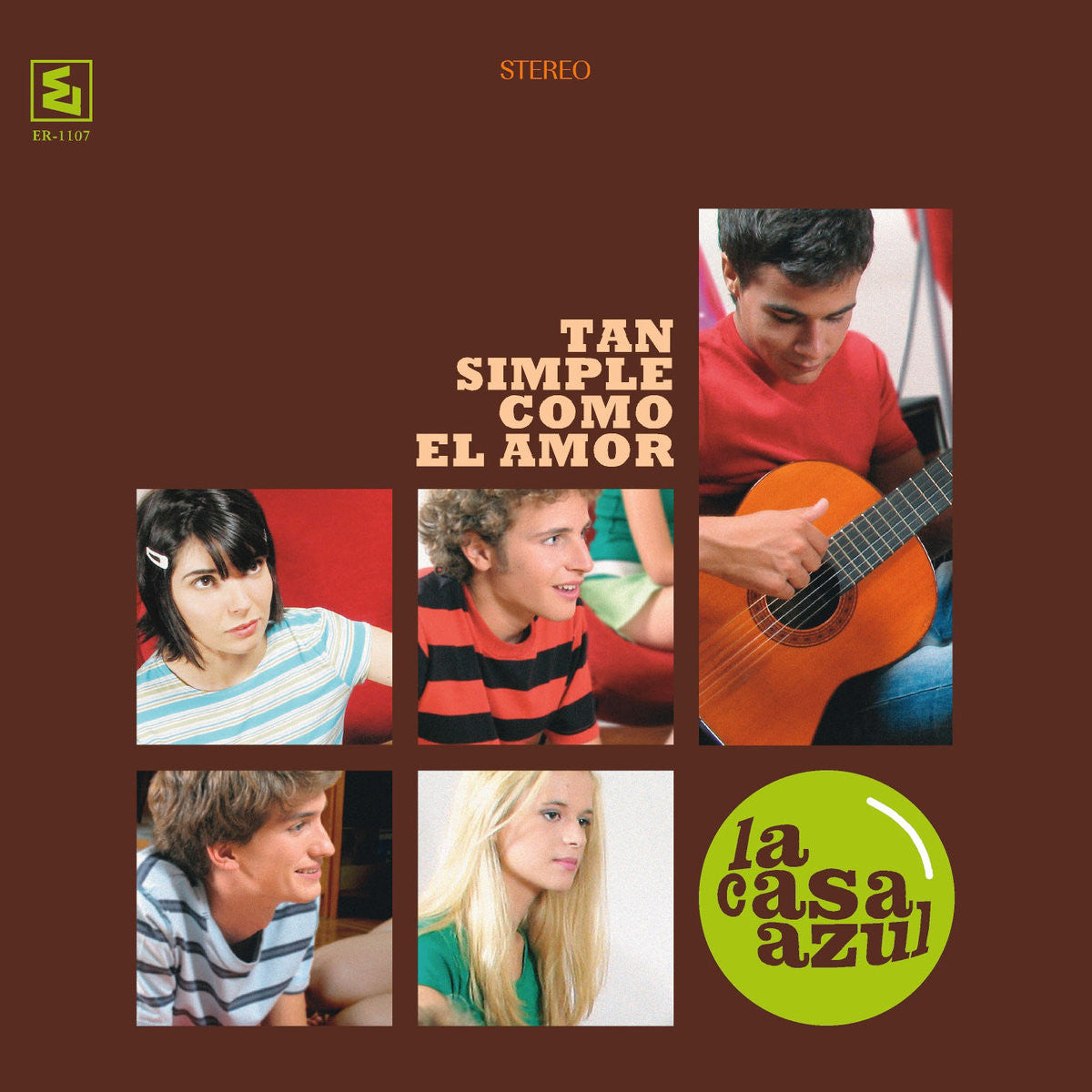 La Casa Azul - Tan Simple Como El Amor: 25th Elefant Anniversary Reissue