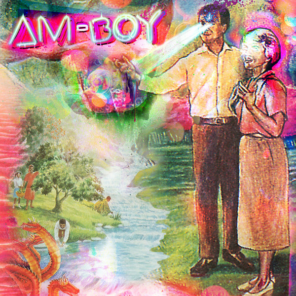 Am-Boy - Horrible Oracle Blessedness
