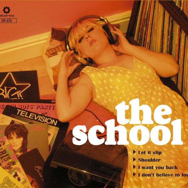 School, The - Let It Slip