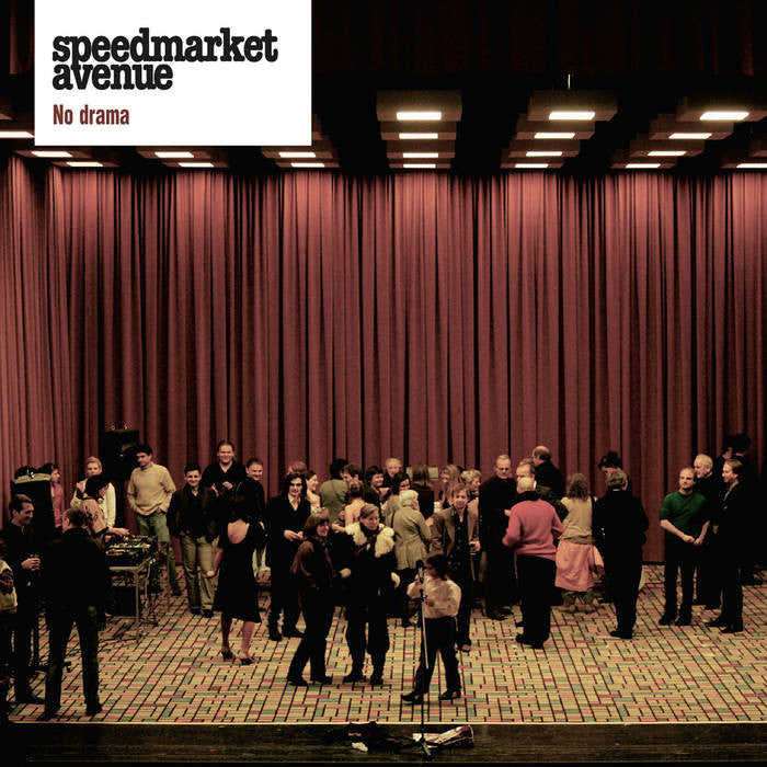 Speedmarket Avenue - No Drama