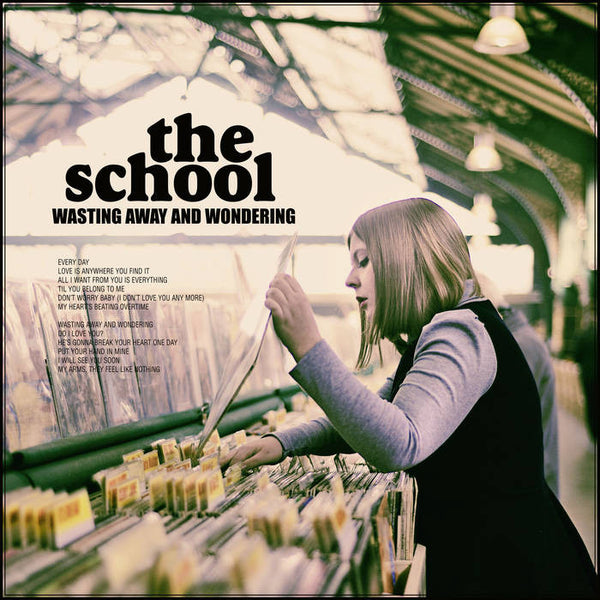 School, The - Wasting Away and Wondering