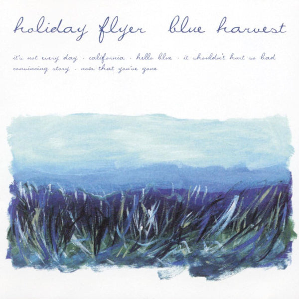 Holiday Flyer - Blue Harvest