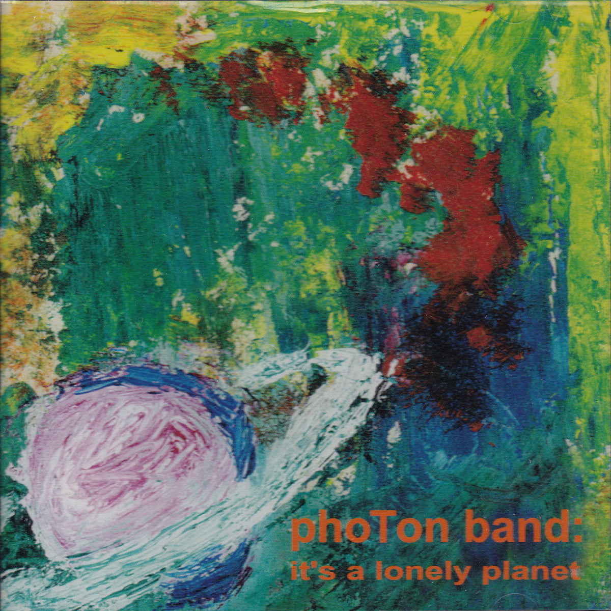 Photon Band - It's a Lonely Planet