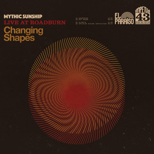 Mythic Sunship - Changing Shapes