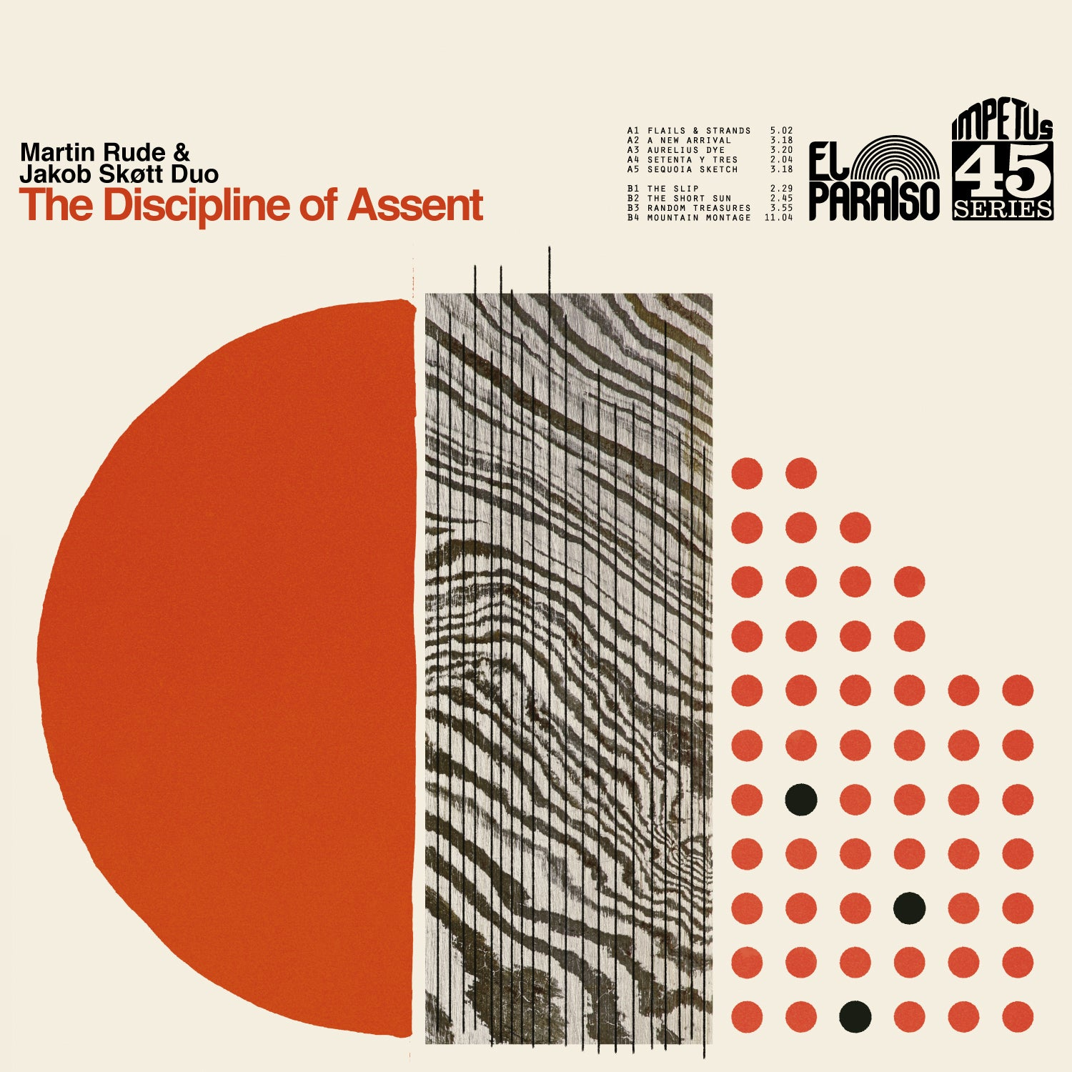 Martin Rude & Jakob Skøtt Duo - The Discipline of Assent