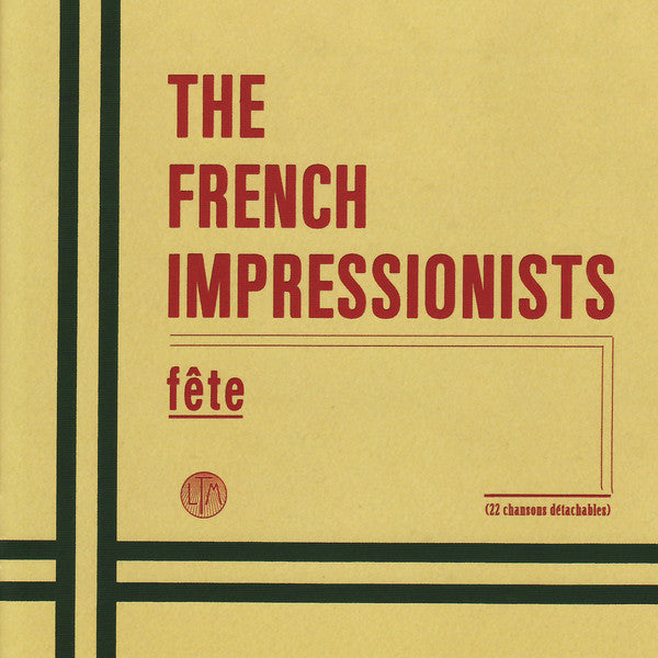 French Impressionists, The - Fete