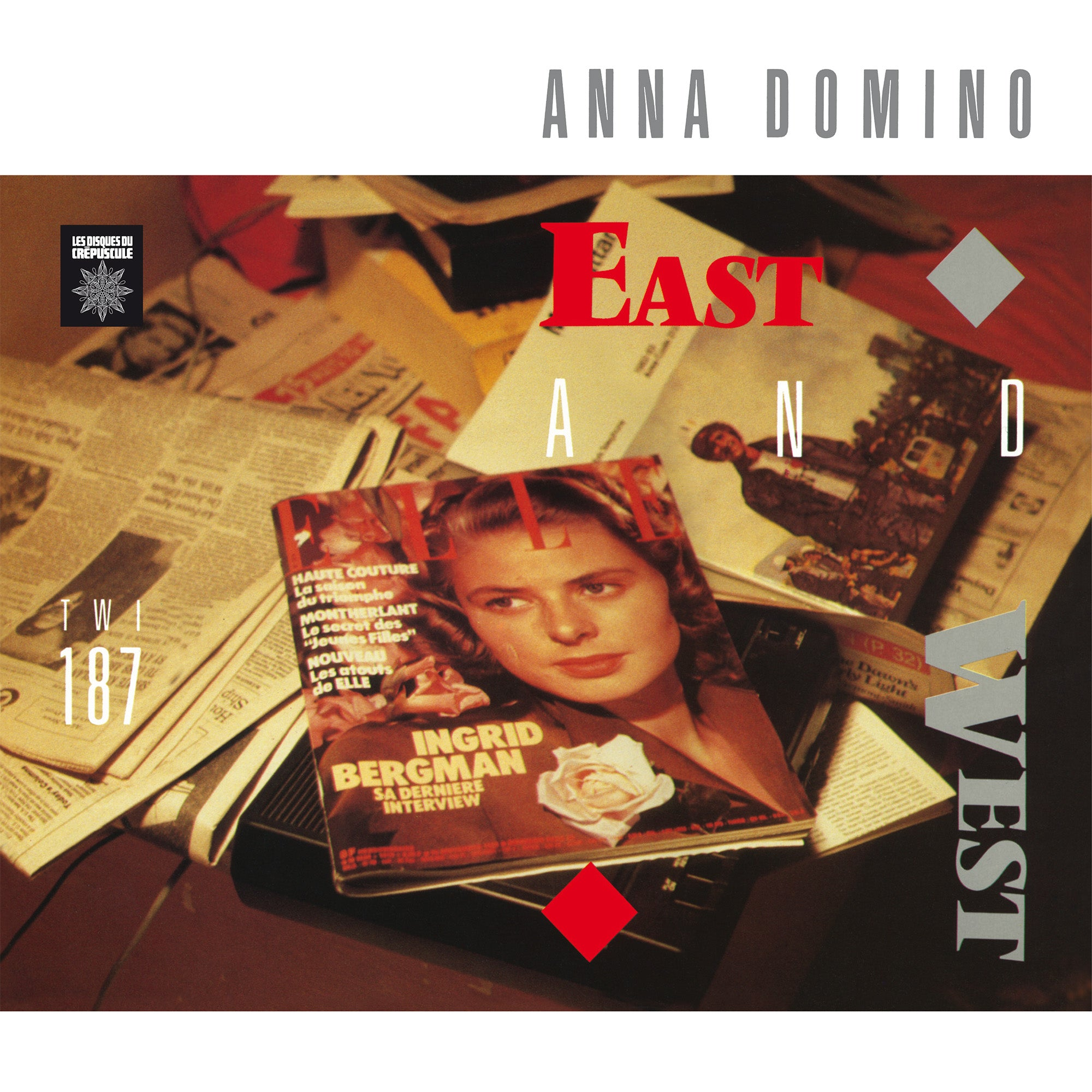 Anna Domino - East & West (Expanded Edition)