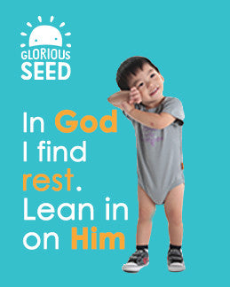 Glorious Seed your source of Christian inspired baby and children clothes