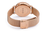 The Walther Rose Gold Mesh