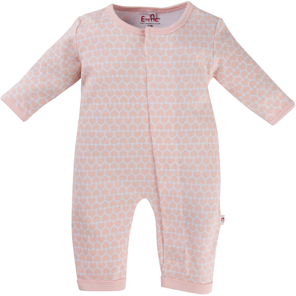 Girl Hearts Coverall