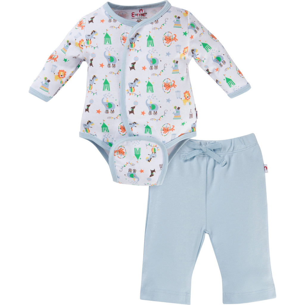 Boy Circus Bodysuit Set