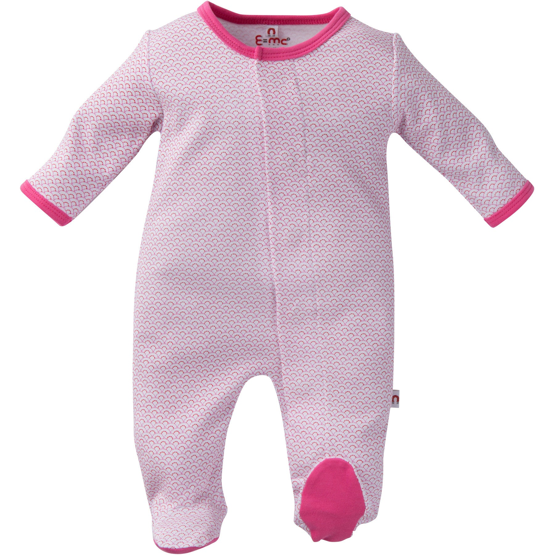 E=MC2 Baby Clothes Made Easier with Magnets