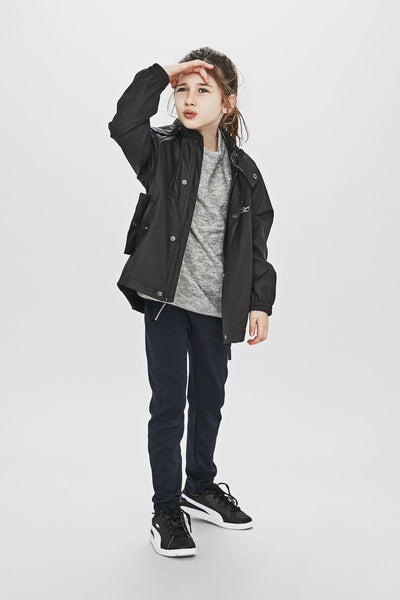 Sail Jacket - Black