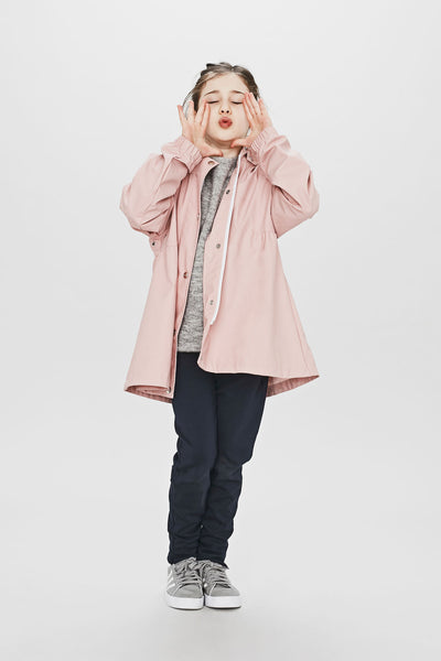 Tulle Jacket - Rose