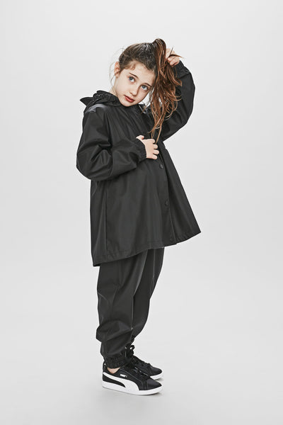 Tulle Jacket - Black