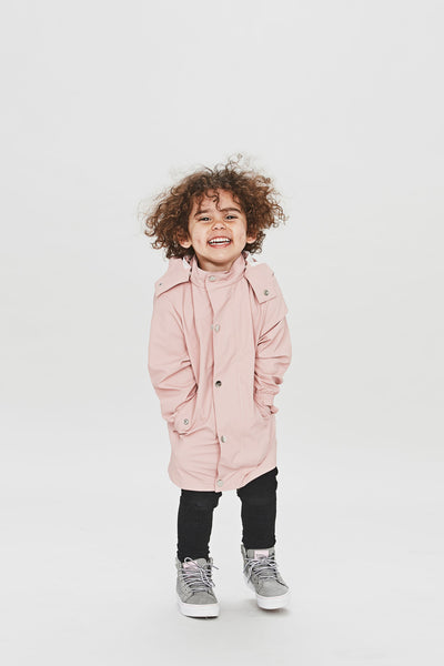 Coast Jacket - Rose