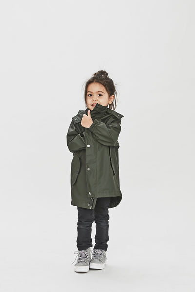 Coast Jacket - Green