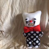 PLEASE READ LISTING Custom Clown Fuggler™ - 25cm tall. Made to Order. BRINGER OF JOY. HARBINGER OF MIRTH.