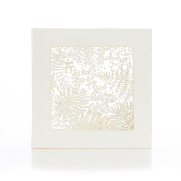 Framed exquisite and delicate paper sculptures; Tropical by Artymiss