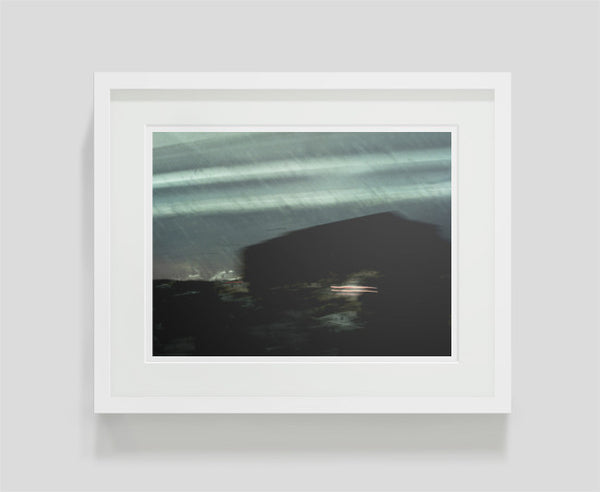 Framed limited edition fine art photography Freeway #2 Cape Town by Dave Robertson